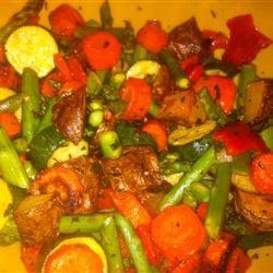 Roasted Vegetable Medley 13SUZETTE