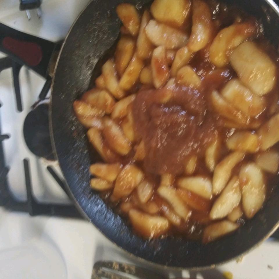 Fried Apples Steve McNutt