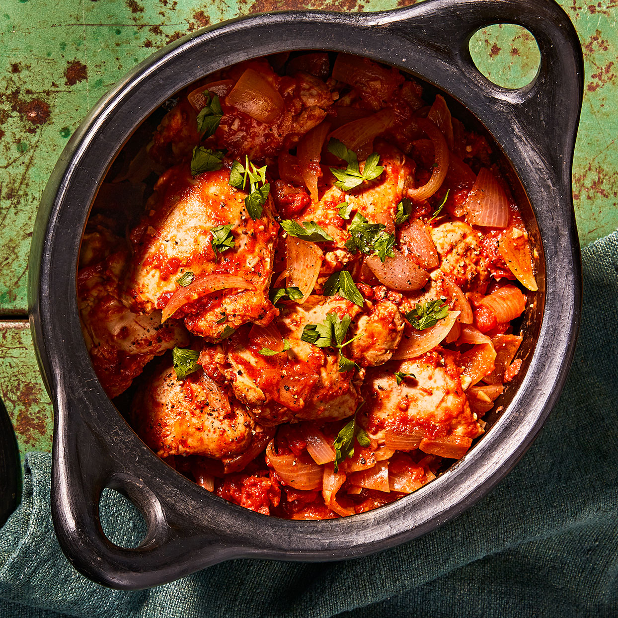 Terra-Cotta Stewed Chicken Allrecipes Trusted Brands