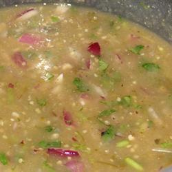 Tomatillo Salsa Verde FrackFamily5 CA—>CT