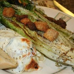 Grilled Romaine Ms. Chef Esh