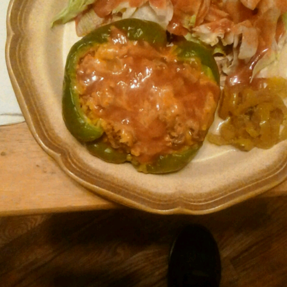 Quick and Easy Stuffed Peppers JoMac