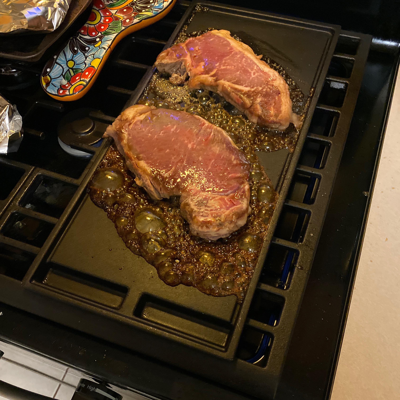 Bourbon Street New York Strip Steak