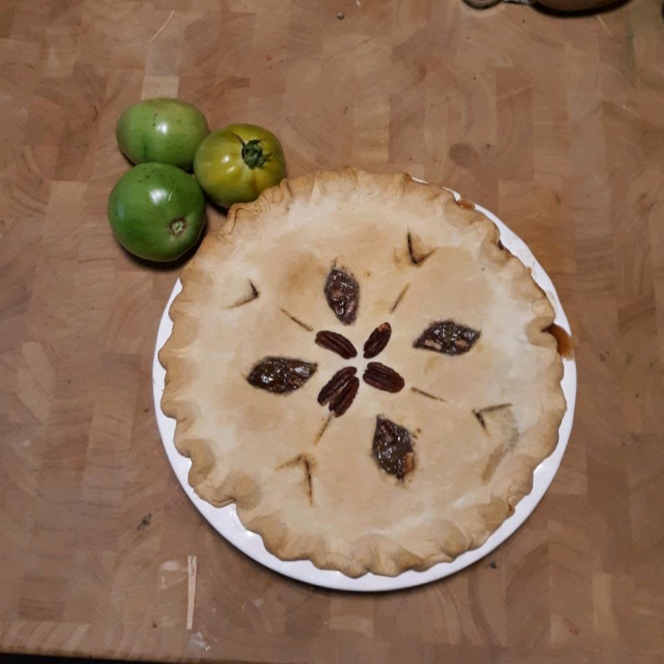 Green Tomato Pie III