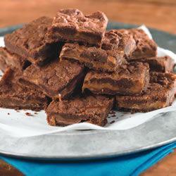 Caramel Brownies III Trusted Brands