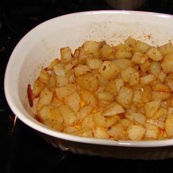 Simple Oven Fries FrackFamily5 CA—>CT