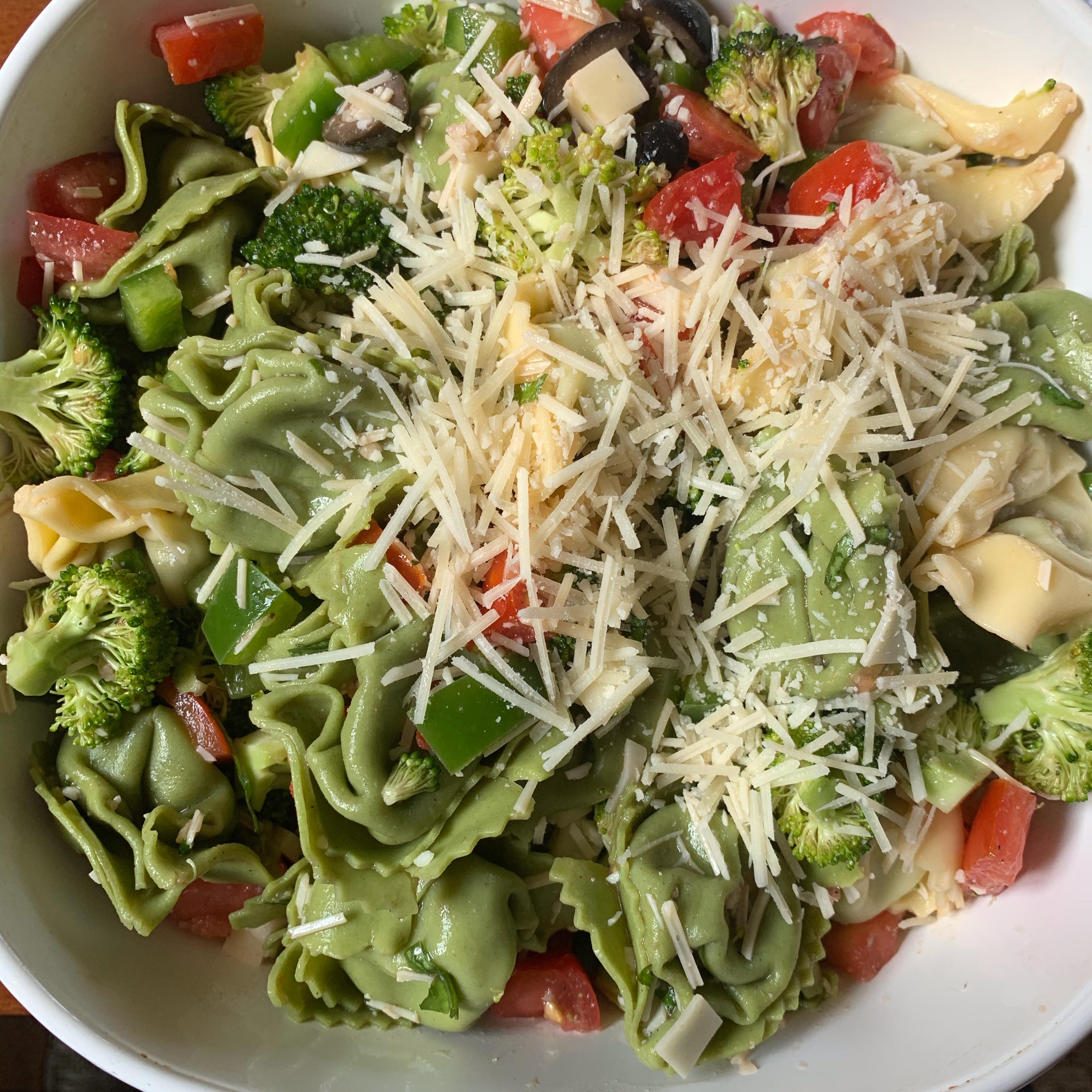 Firecracker Pasta Salad mac