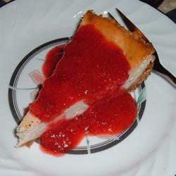 Joey's Cheesecake Baricat