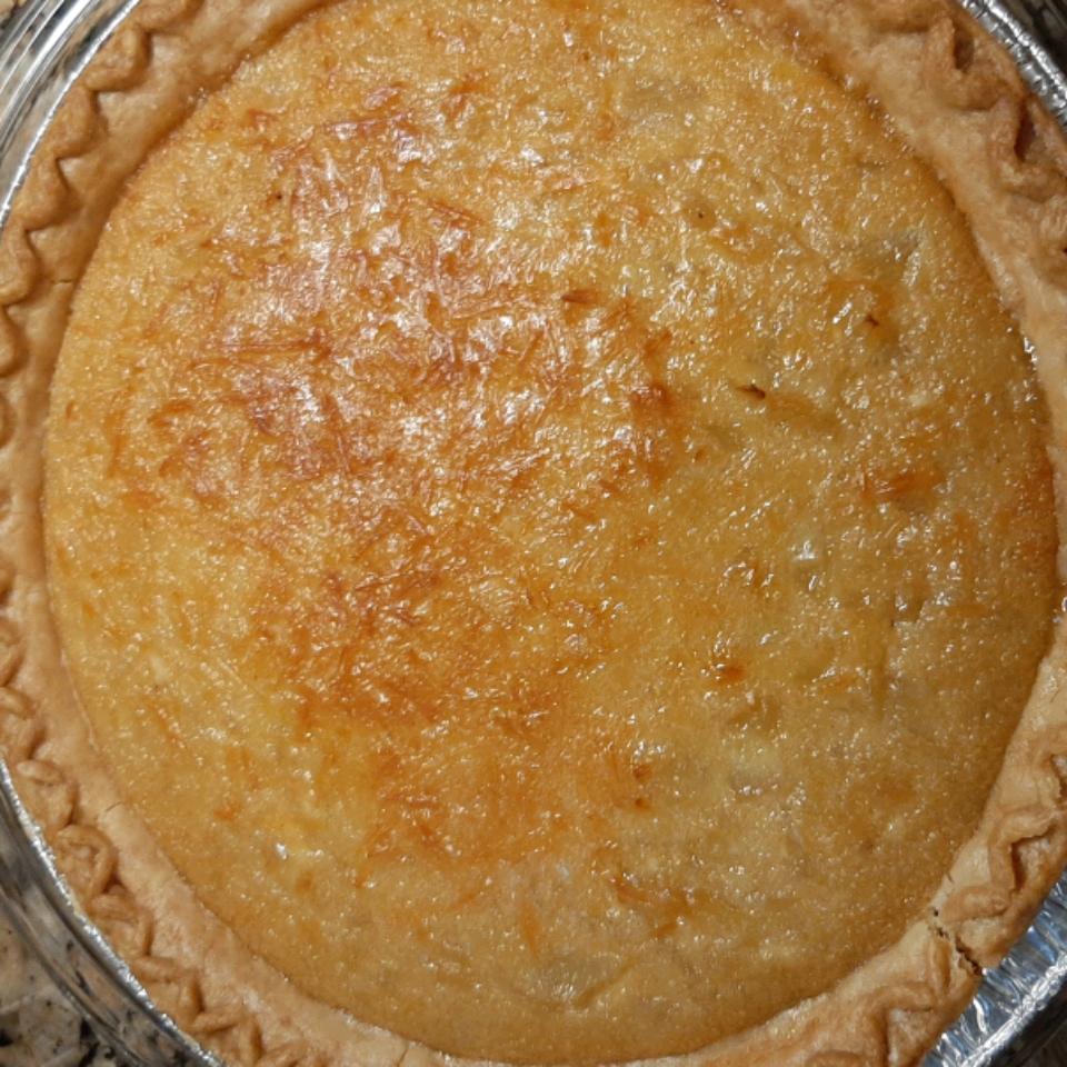 Vidalia Onion Pie Shon Jones