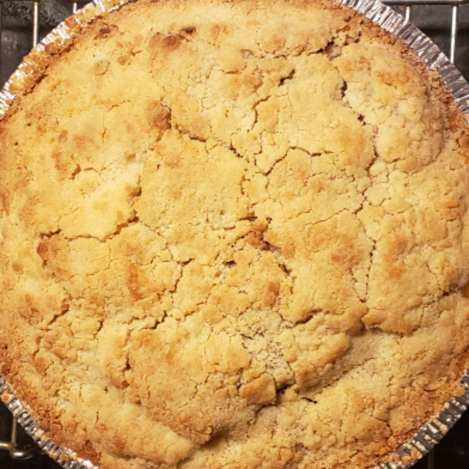 Apple Crumble Pie Abraham