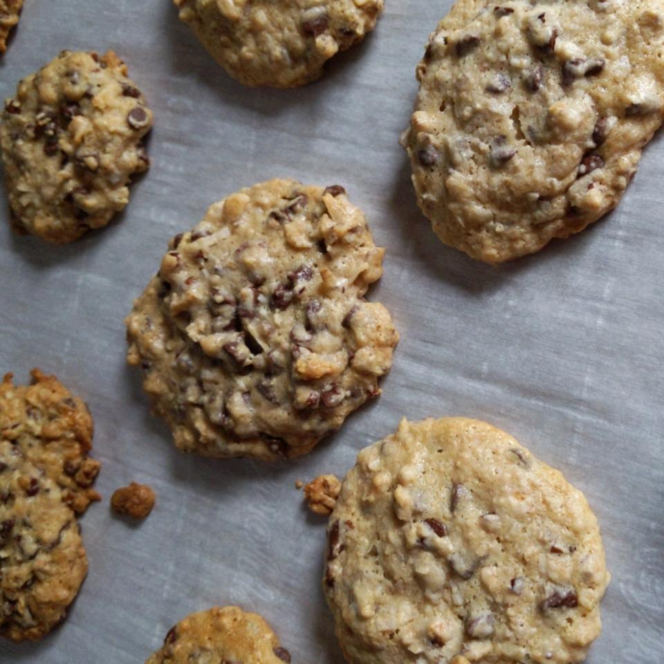 Treasure Cookies