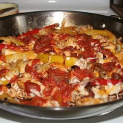Sombrero Chicken