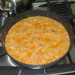 Cauliflower and Tofu Masala MMMMeg