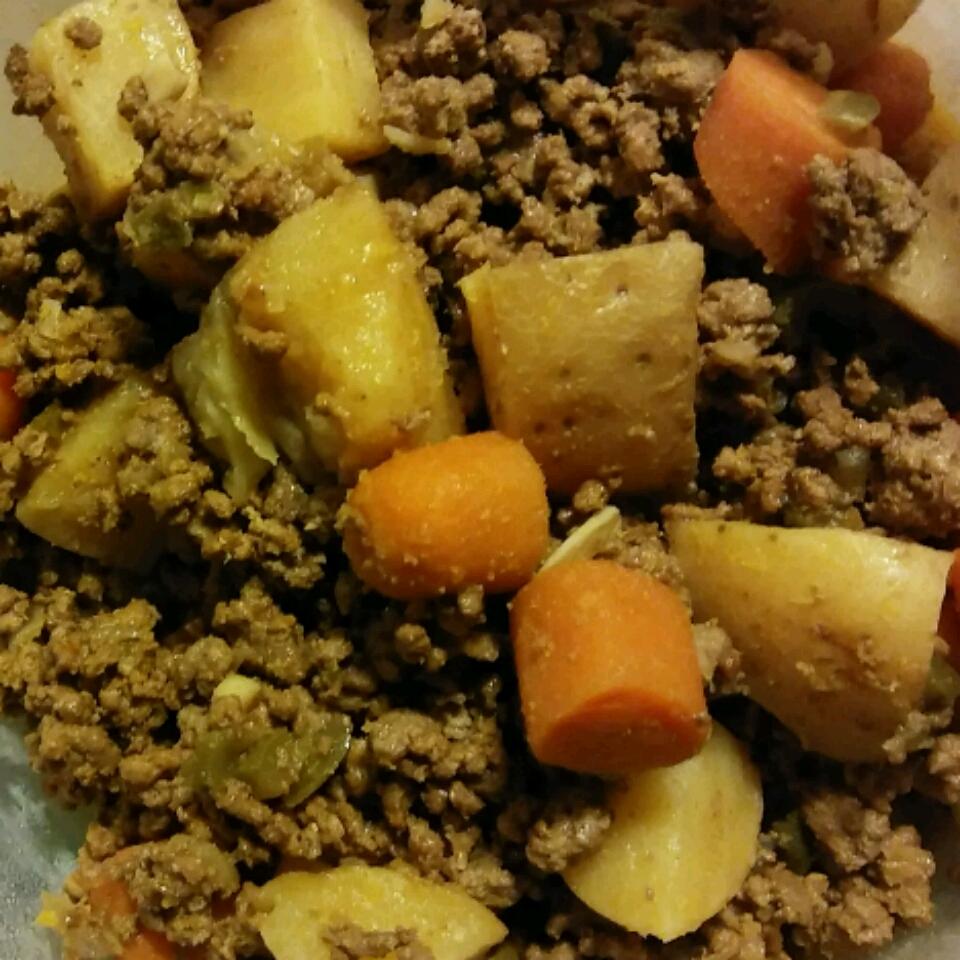 Ground Beef Goulash choklet1979