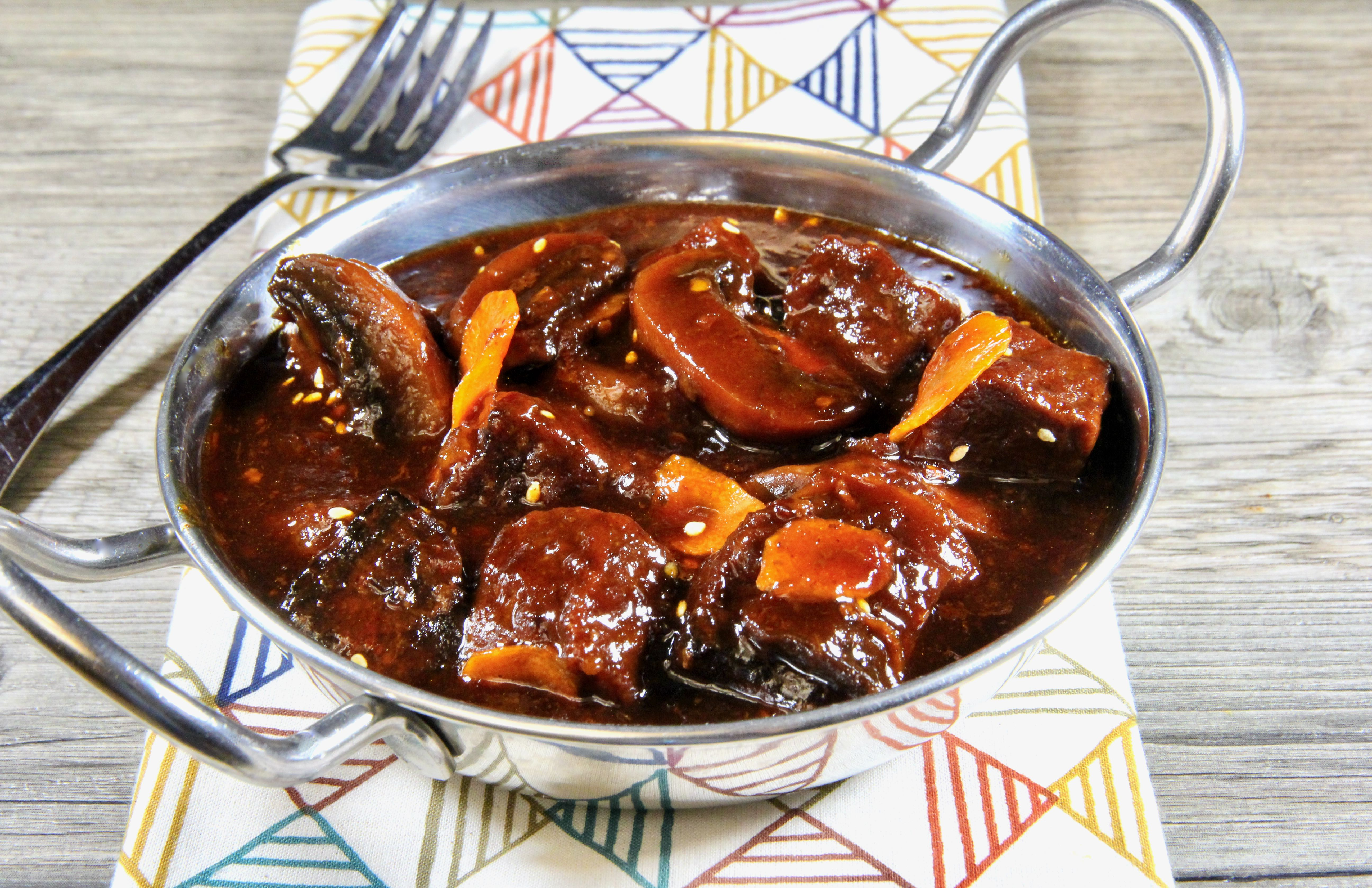 Korean Beef Stew lutzflcat
