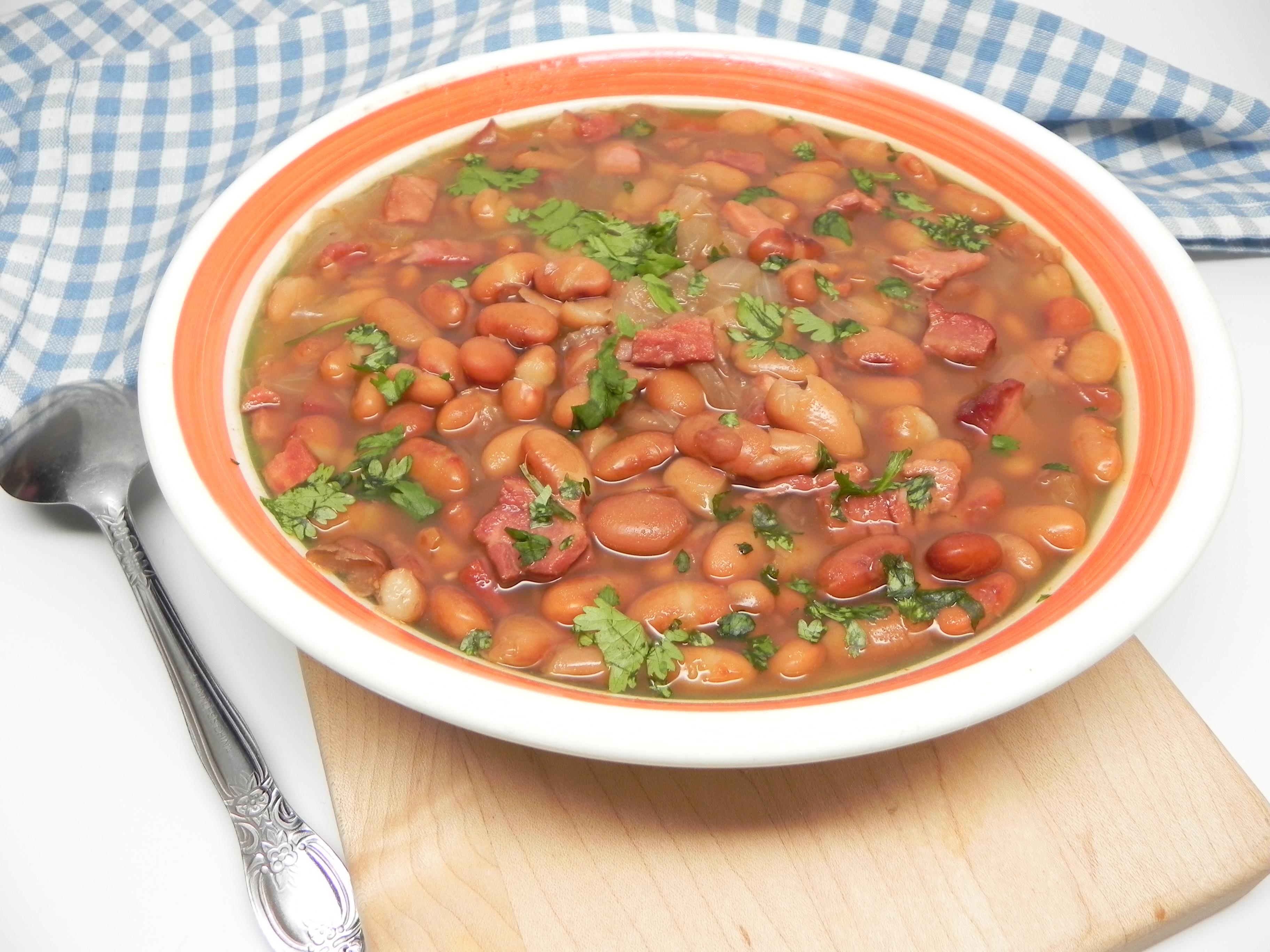 Homemade Pinto Beans