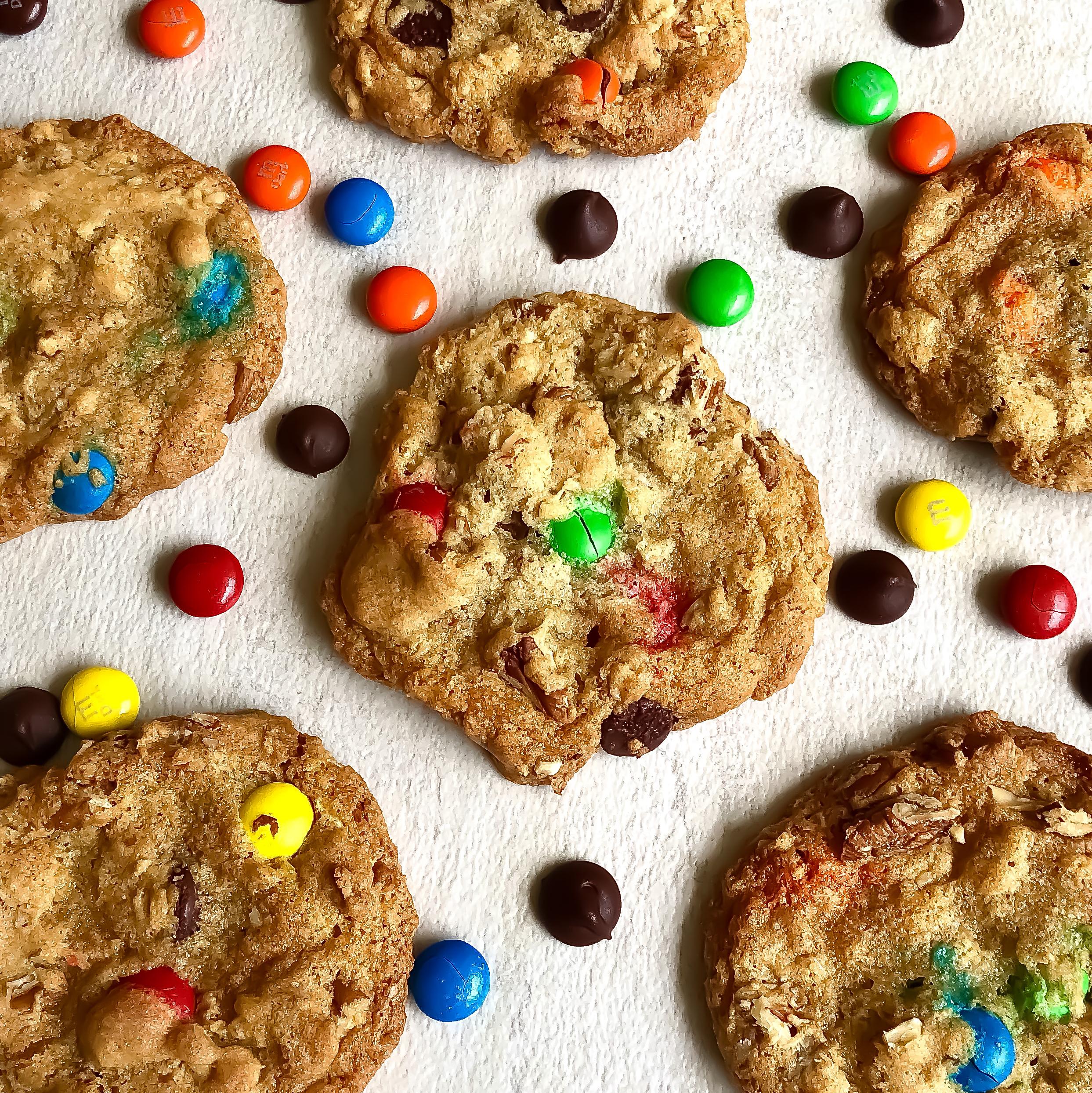 Million Monster Cookies