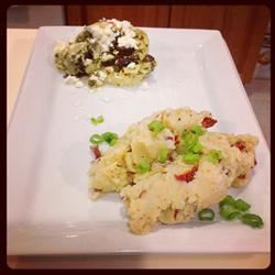Stuffed Chicken Breasts with Artichoke Hearts, Feta Cheese, Capers, and Black Olives timothywelch