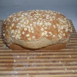 Oat-N-Honey Bread Mandy Jay