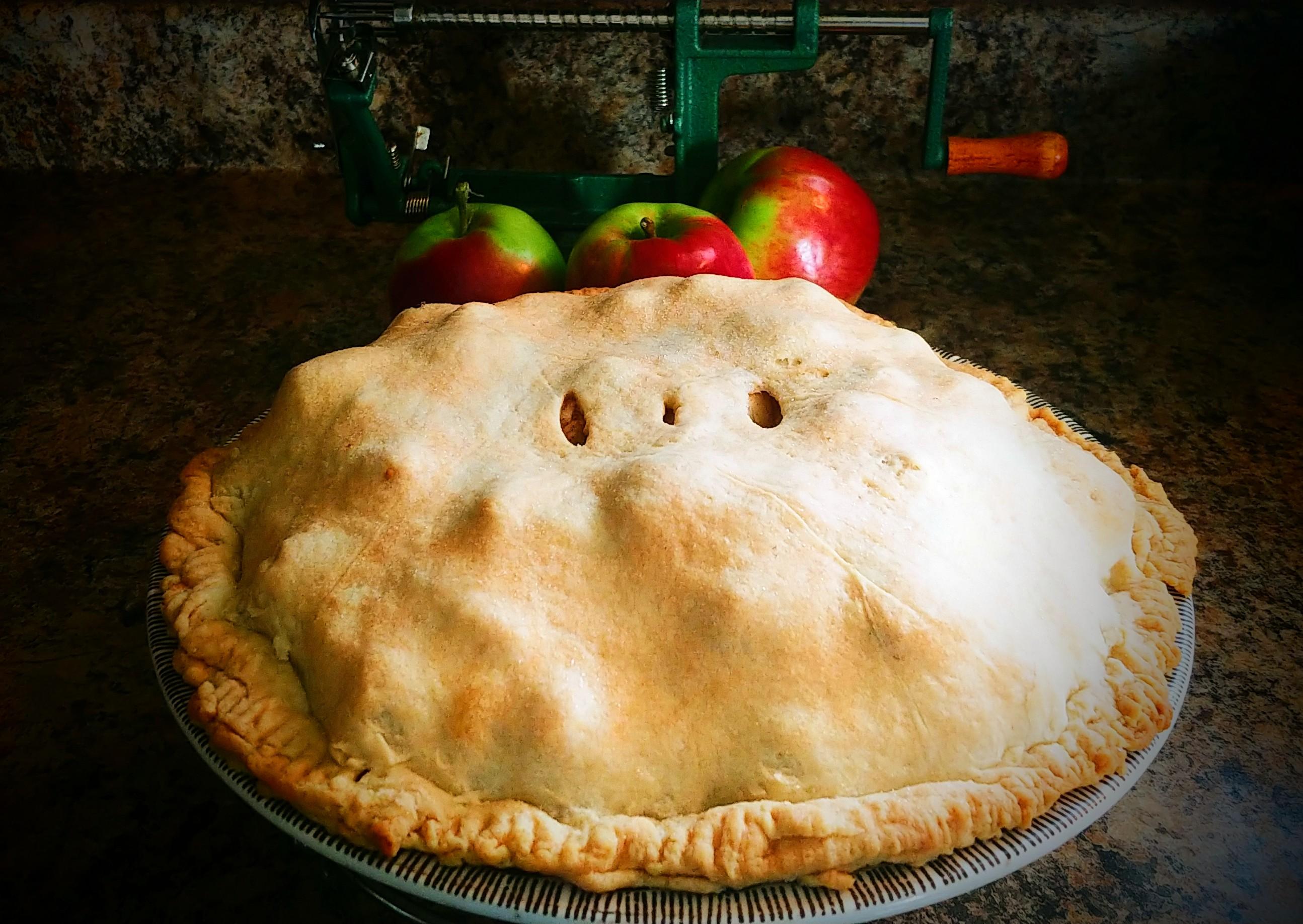 The Big Apple Pie Nathalie