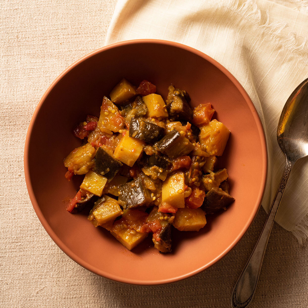 Yatimcheh (Iranian Eggplant, Tomato & Potato Stew) Trusted Brands