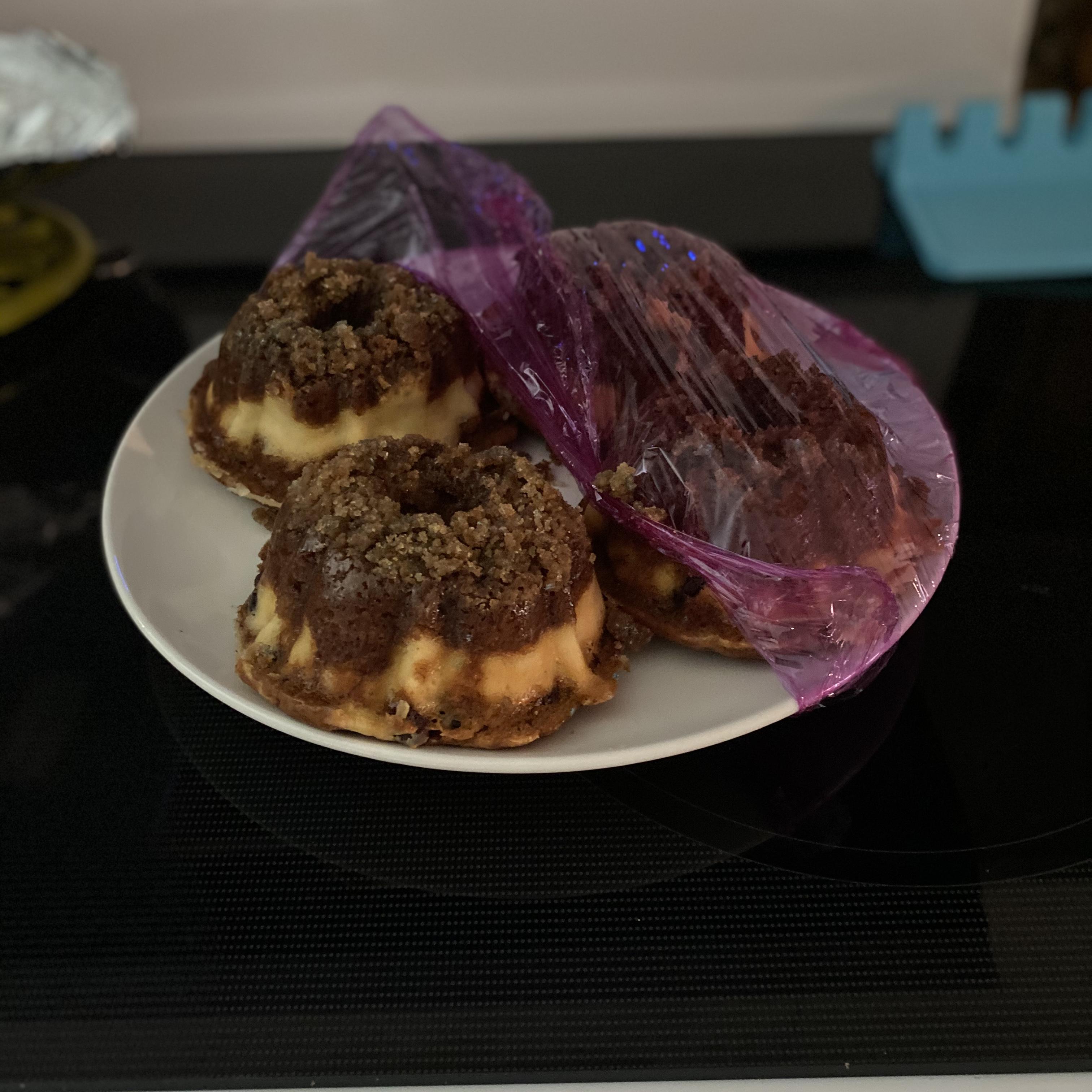 Cream Cheese Banana Bread Erin Hurwitz Crenshaw