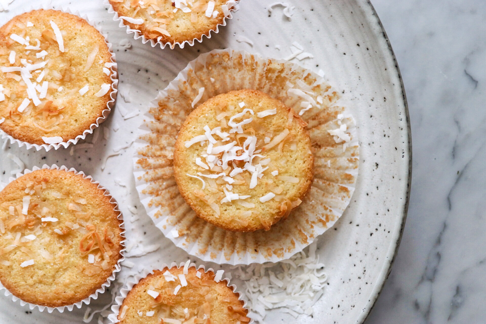 Gluten-Free Coconut Muffins