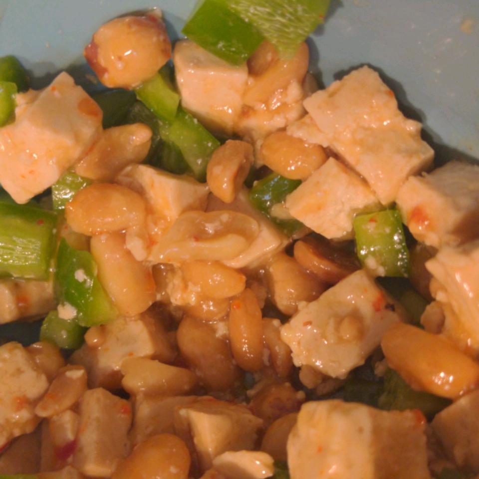 Vietnamese Tofu Salad Mary H