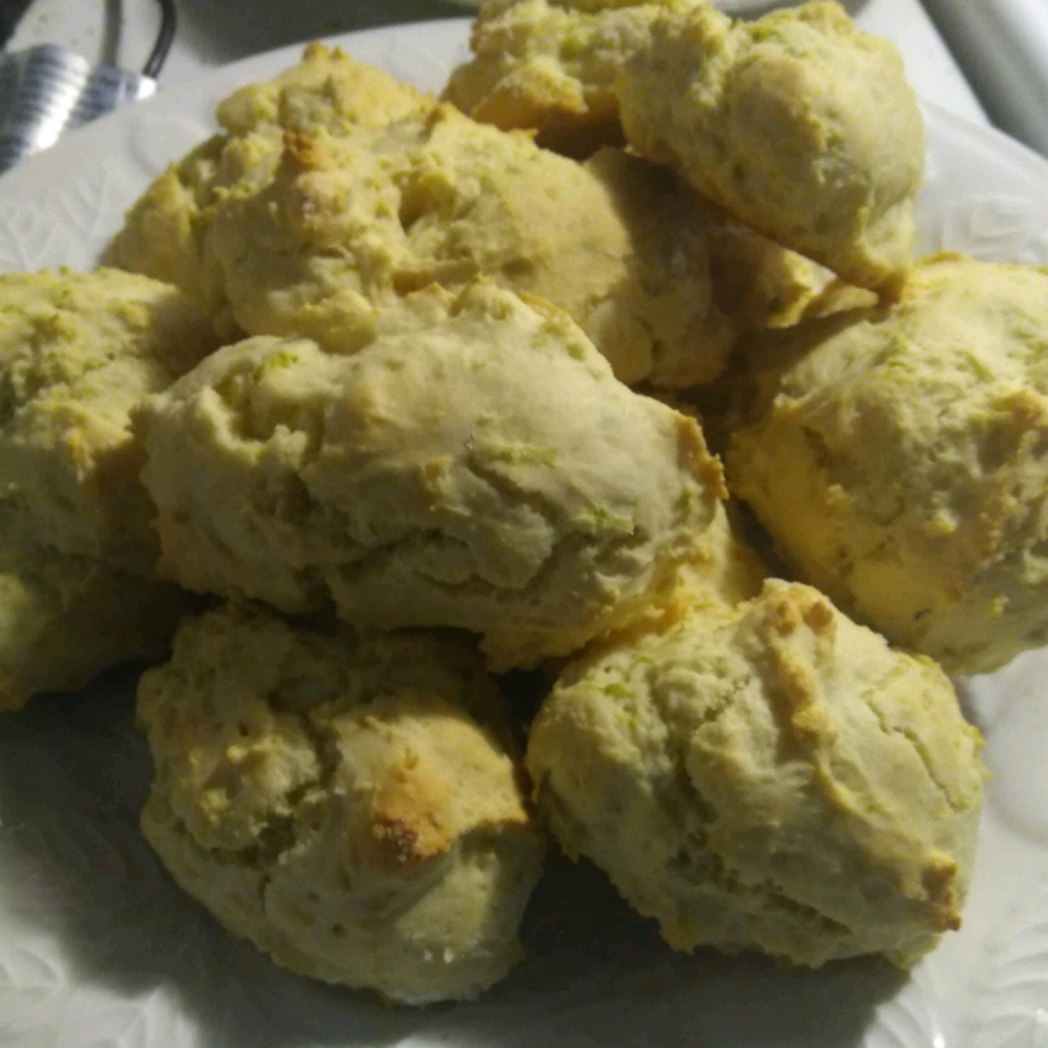 Lime Biscuits