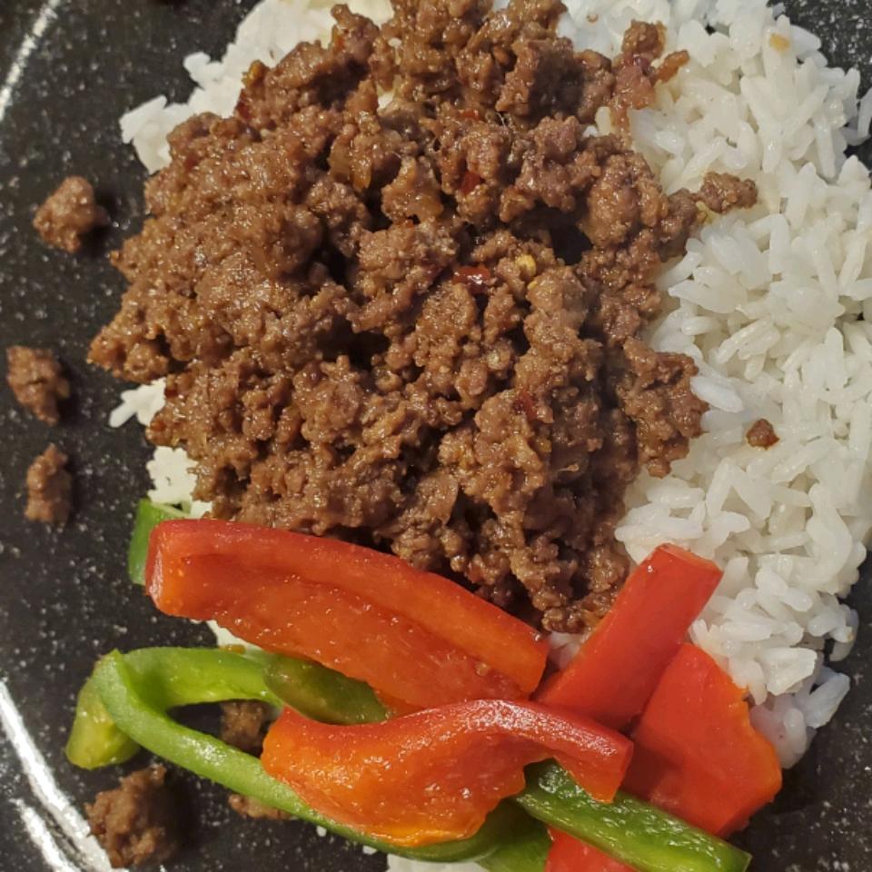 Japanese Minced Beef JessiD
