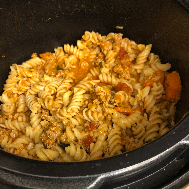 Instant Pot® Turkey Bolognese