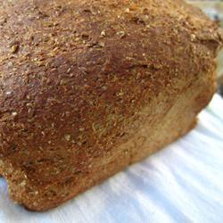 Molasses-Oat Bran Bread pomplemousse
