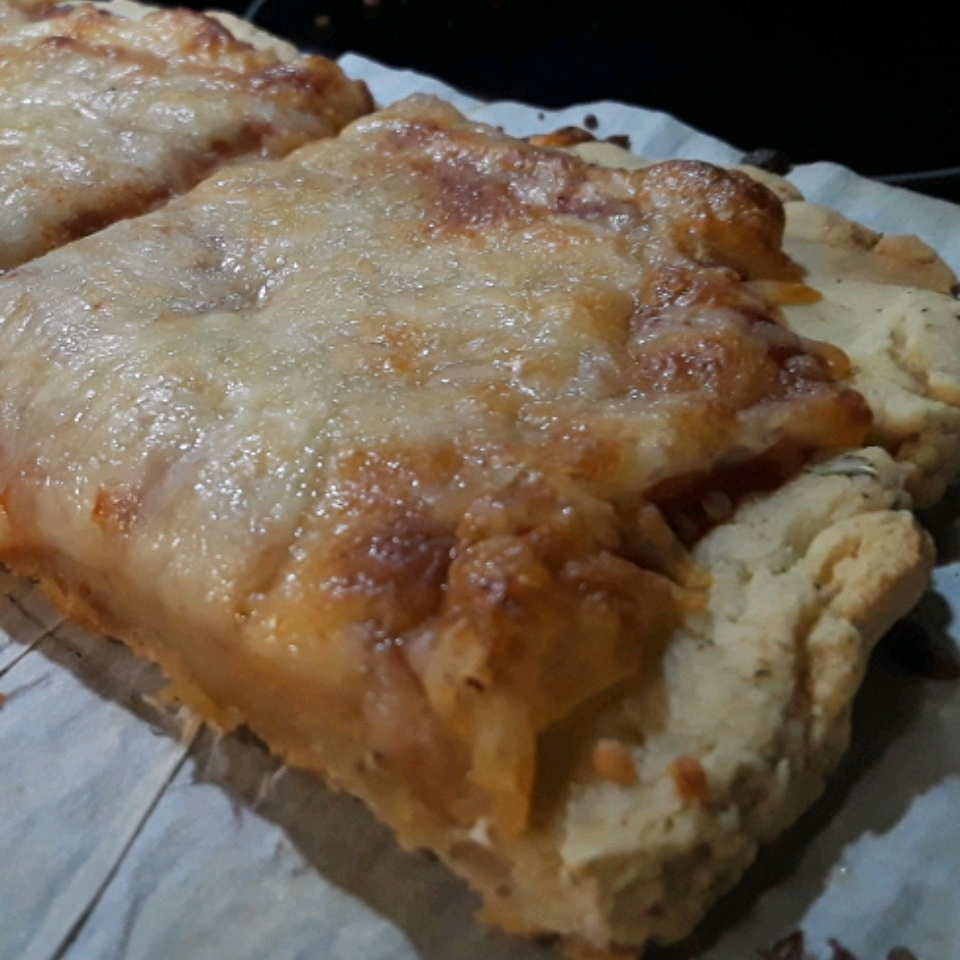 Gluten-Free Pizza Crust or Flatbread Juleslmt