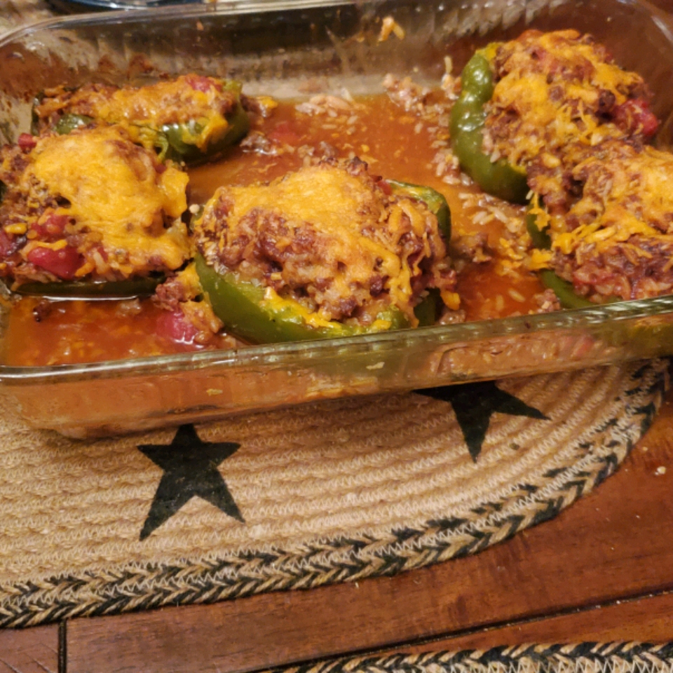 Yummy Stuffed Peppers