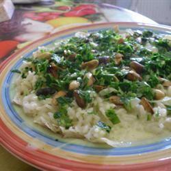Mensaf (Jordanian Lamb Stew)
