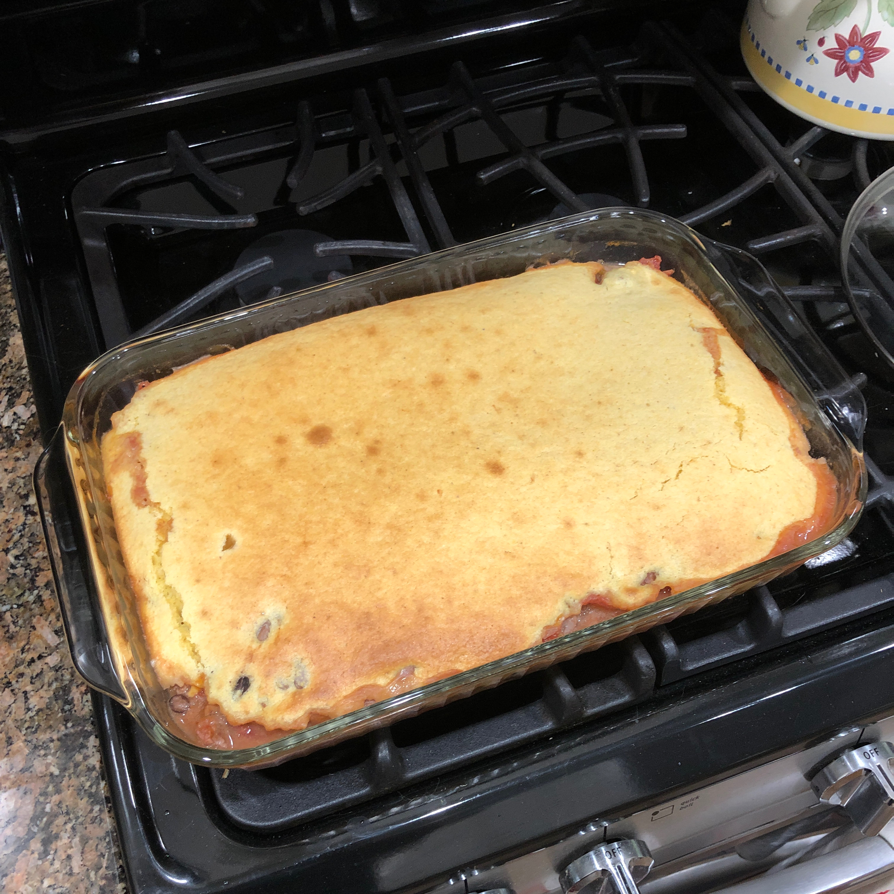 Not-So-Corny Tamale Pie