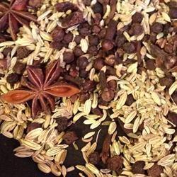 Chinese-Style Five Spice Rub Casey Krajenka