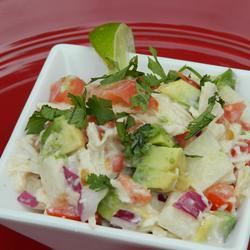 South of the Border DEEE-licious  Chicken Salad