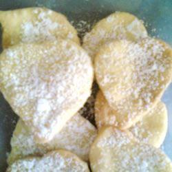 Cream Cheese Cut-Outs I Robin J.