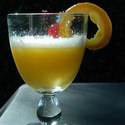 Grown-Up Orange Juice