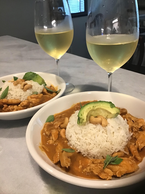 Chicken Massaman Curry Kunze