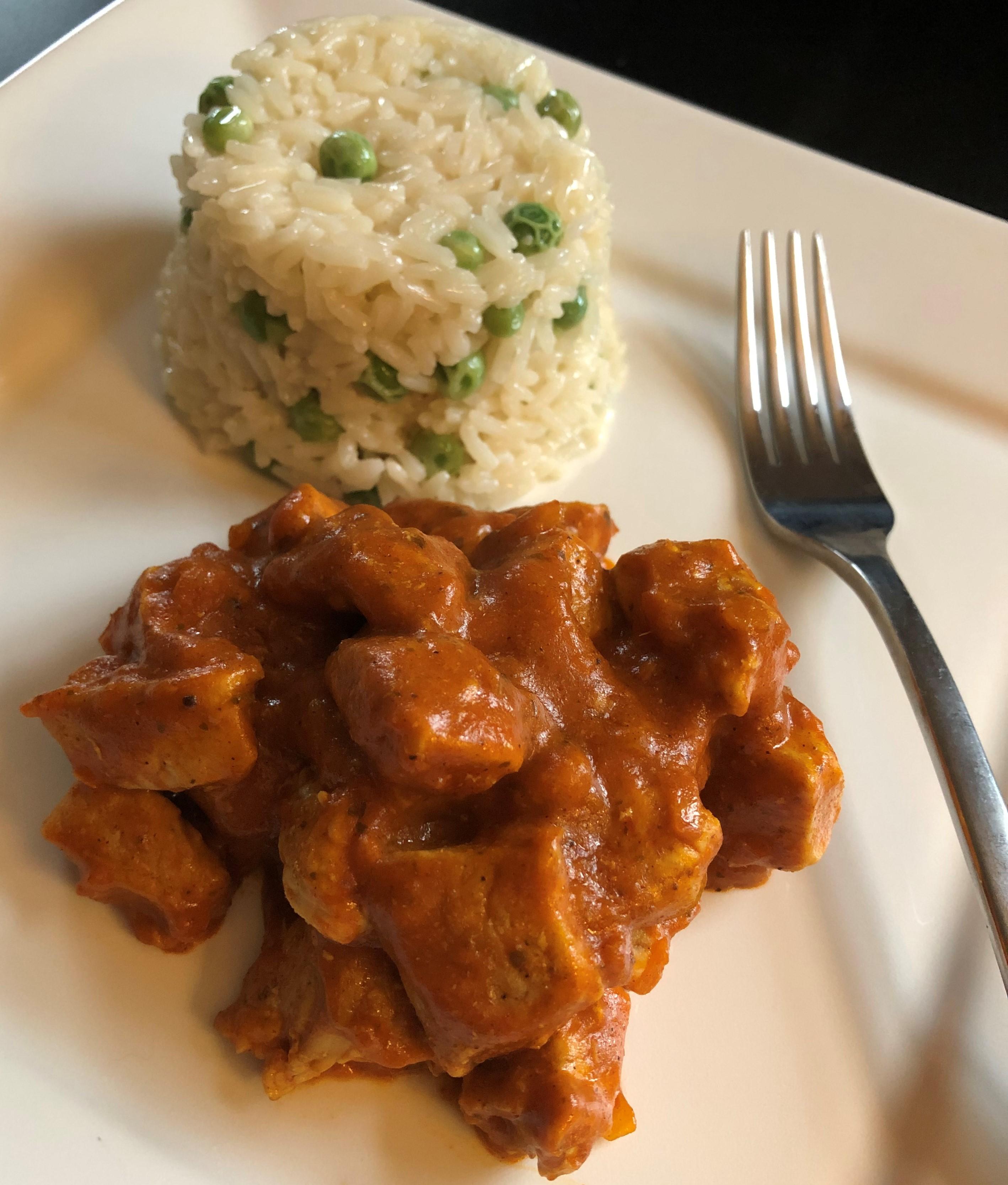 Thai Chicken Curry Ms. Chef Esh