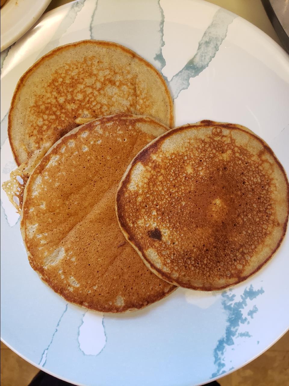 Apple Cinnamon Pancakes Lynn Varallo