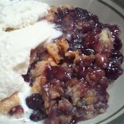 Blueberry Crumble MariaTheSoaper