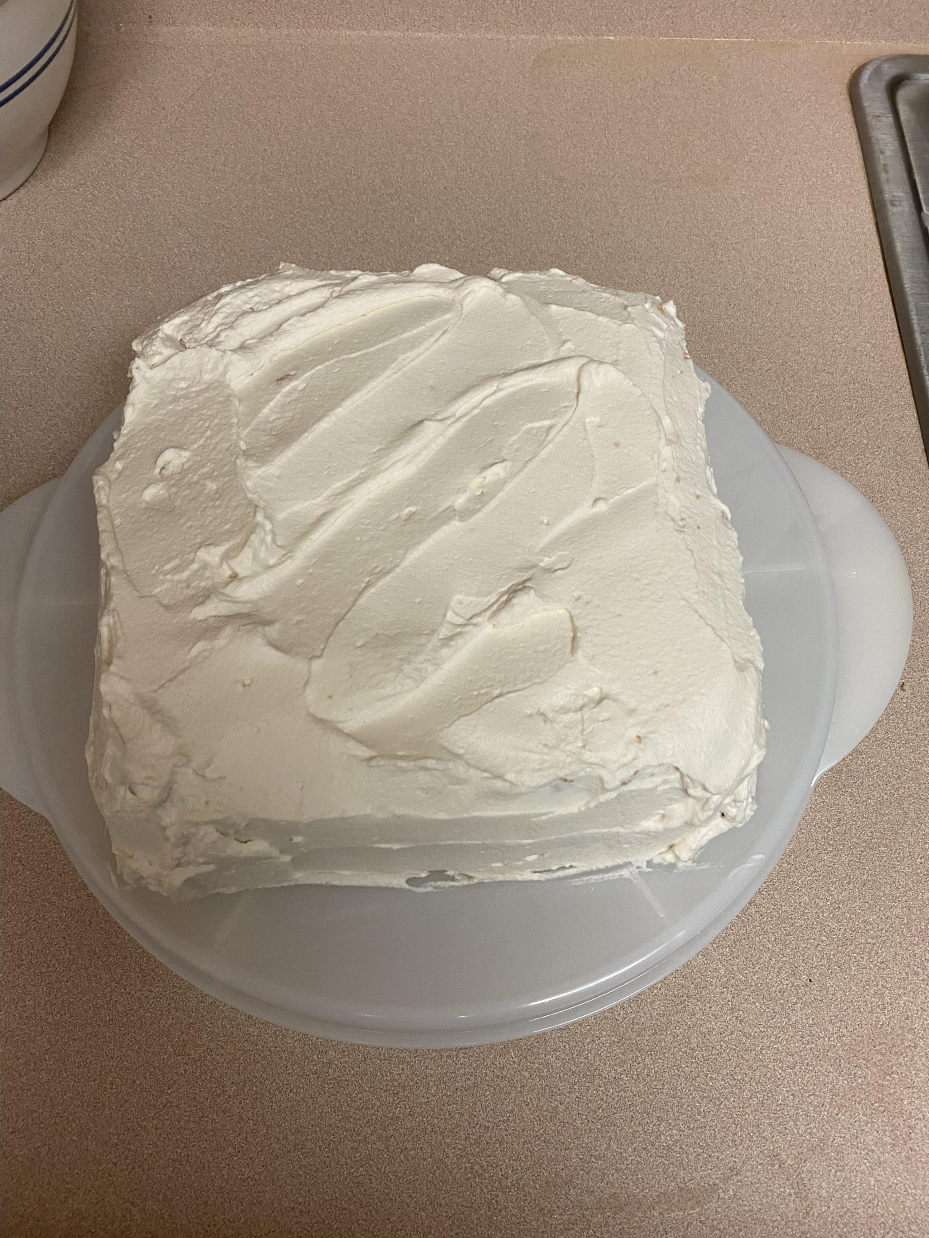 Orange Cream Cake II Yvonne Morrow