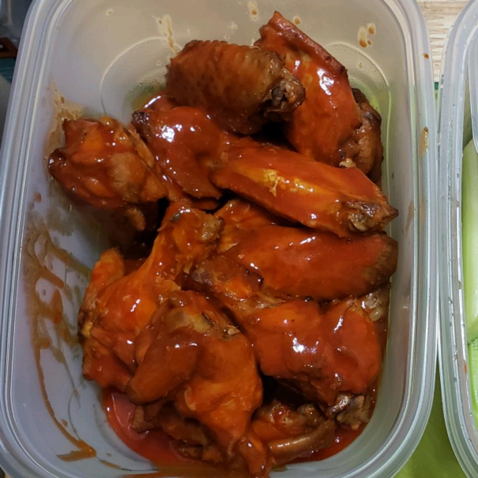 Buffalo Chicken Wings III