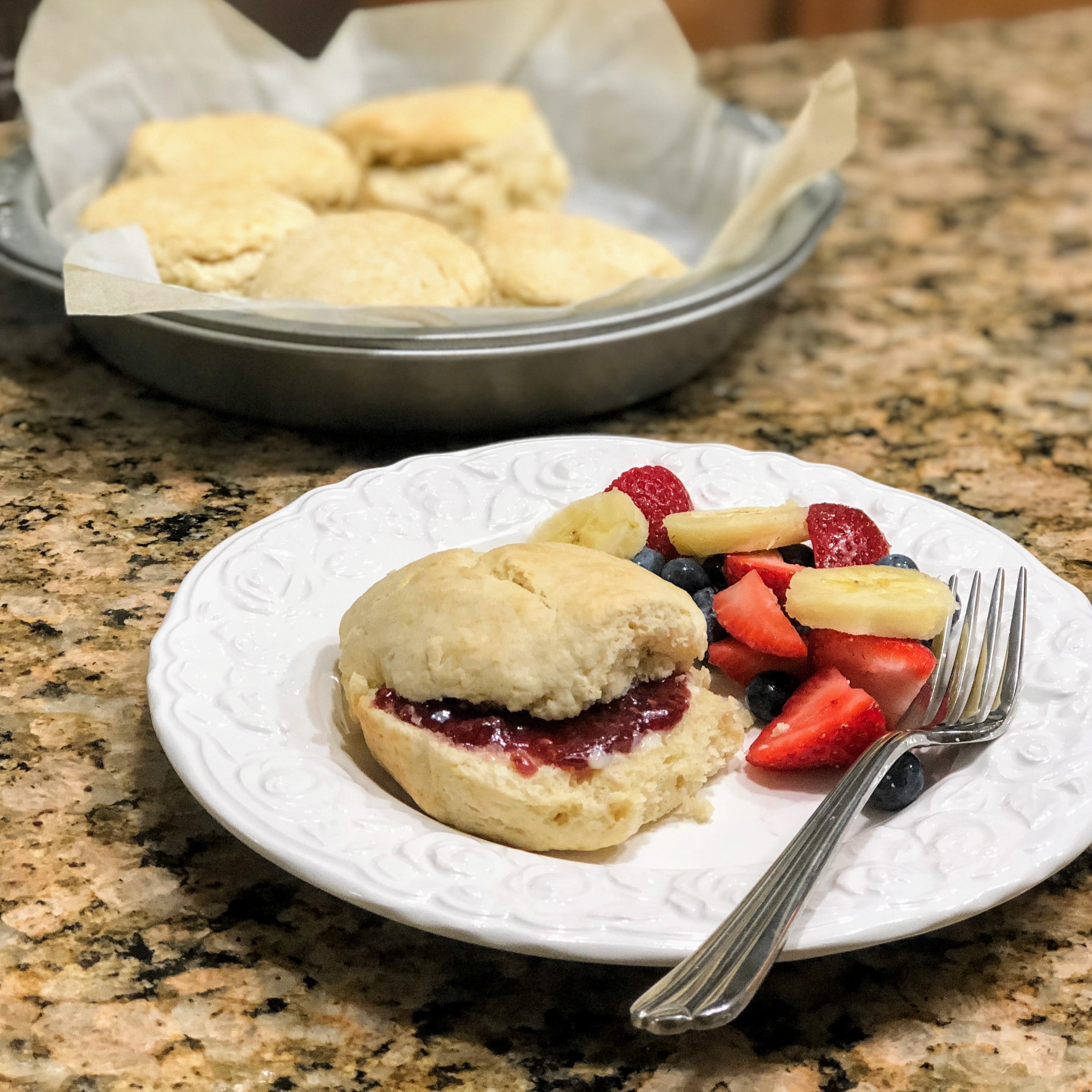 Dairy-Free Biscuits
