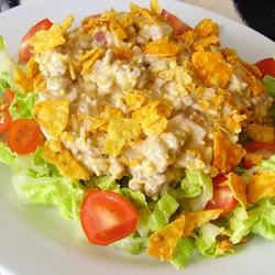 Easy Dorito® Taco Salad Christina