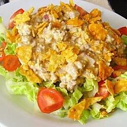 easy dorito taco salad recipe