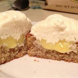 Gluten-Free Lovely Lemon Cupcakes missmerg
